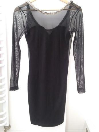 Sukienka imprezowa - mała czarna