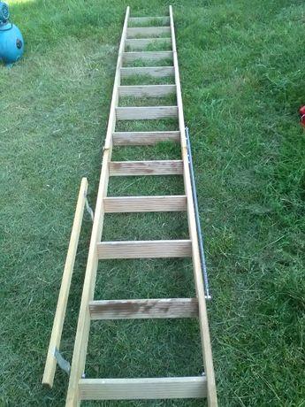 Schody na strych strychowe drabina na górę