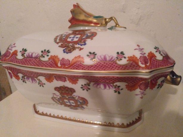 Porcelana Chinesa (companhia das índias) - D.Pedro III