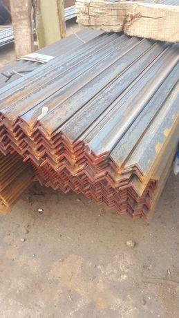 Уголок стальной металлический 25,30,32,35,40,45,50,63,75,100,125 Киев