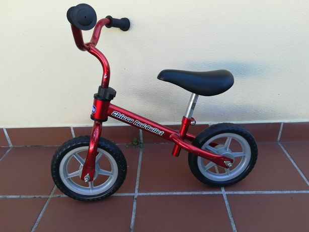 Bicicleta criança sem pedais Chico
