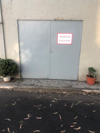 Garagem independente