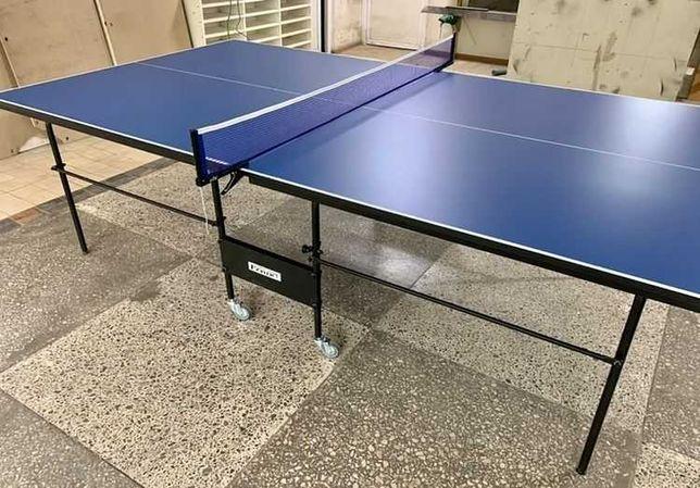 Теннисный стол усиленный для дома, помещения, стол для тенниса