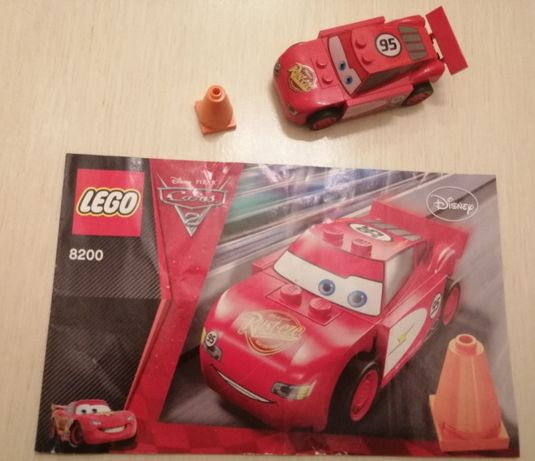 Lego Cars 8200