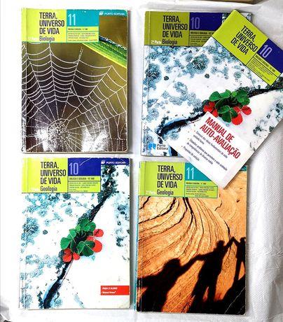 """Terra, Universo de Vida"" - Biologia e Geologia 10° e 11° ano"