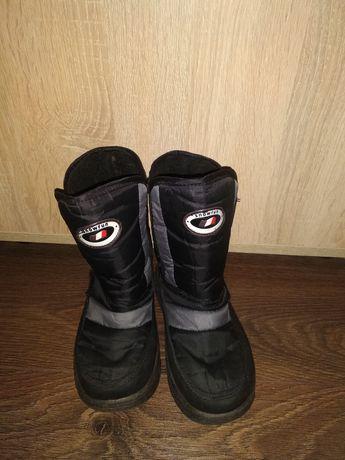 Зимние ботинки обувь на мальчика 31 размер