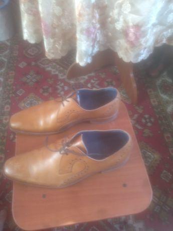 Туфли мужские Barker woody