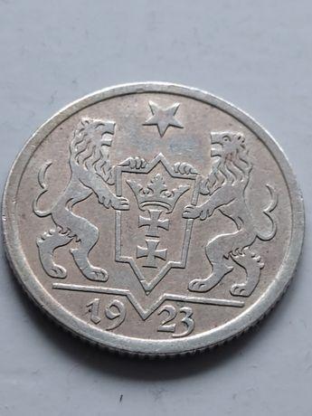 1 gulden 1923 WMG