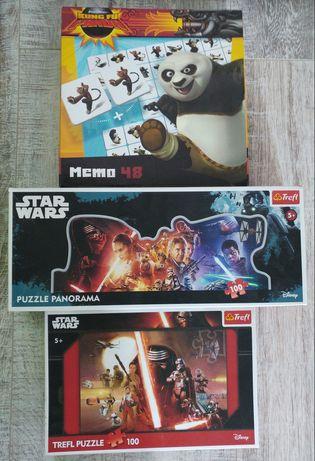 Puzzle Star wars Trefl, Kung fu panda Memo 48