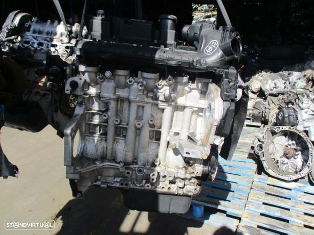 Motor Diesel F6JA FORD / FUSION / 2003 / 1.4TCI / S/BOMBA INJETORA S/INJETORES S/TURBO / 68CV /