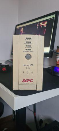Back- UPS CS 500