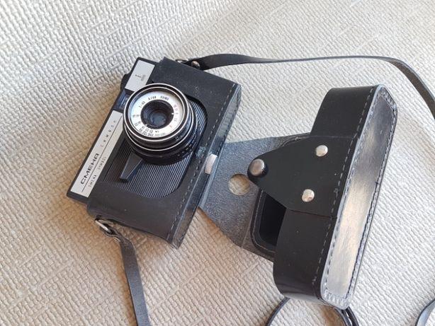 Фотоаппарат Смена-Символ. Работает