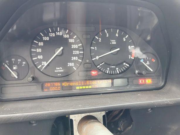 Zegary licznik BMW e34 525i m50b25