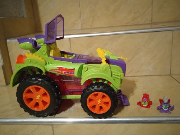 Super zings zbieracz monster roller