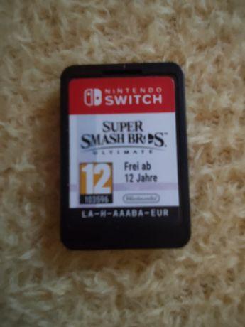 Super Smash Bros Nintendo Switch