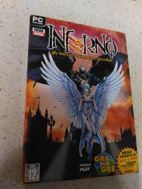 Inferno PC Polska wersja