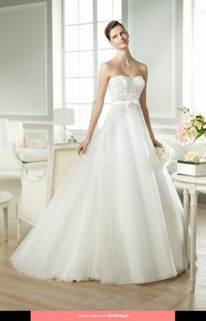 Suknia ślubna White one Jacques