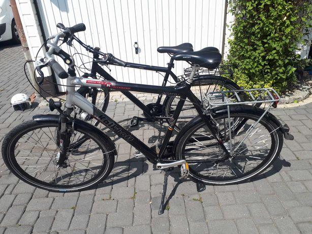rowery meskie trekingowe