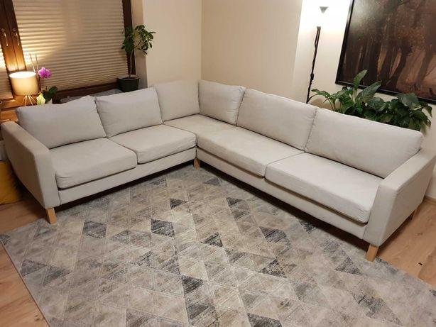 Narożnik sofa Karlstad, Ikea