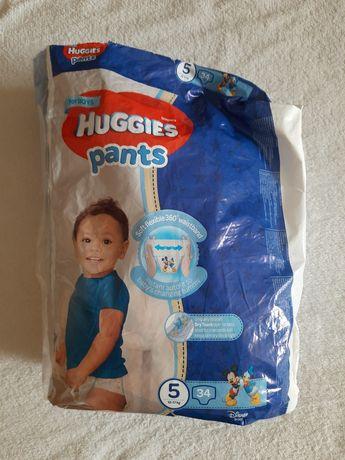 Huggies ultra comfort 5 для мальчиков