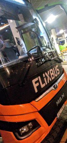 Voucher flixbus wartości 160 zł