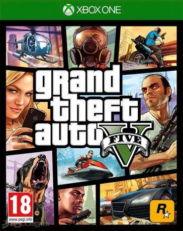 Gta ( Grand Theft Auto) V Xbox One