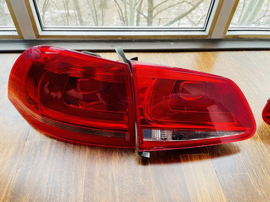 Продам задние стопы, задние фонари ЕВРОПА VW Touareg NF 2011-2017 Северодонецк - изображение 1