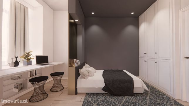 Príncipe Real | T2 com 77,12 m2, no Empreendimento MT. Premier Laurel.