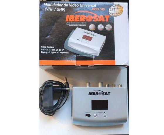 Modulador universal Iberosat VHF/UHF MOD 300