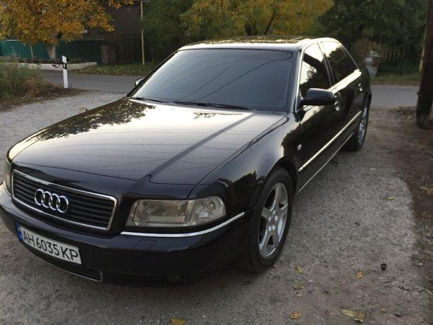 Продам Audi A8 2002год 6.0 Long Quattro