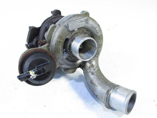 Turbosprężarka renault kangoo 1.9 dci