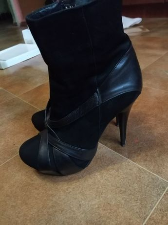 Сапоги, сапожки, ботинки 37р.