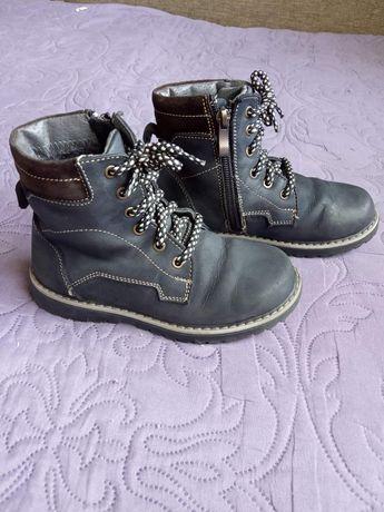 Зимние сапожки для мальчика 29 р.Зимові чобітки