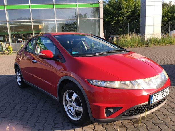 Sprzedam Honda Civic 2006 r. 1.4 benzyna - Bezwypadkowa