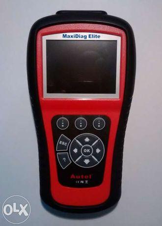 Máquina Diagnóstico OBD Autel MaxiDiag Elite MD702