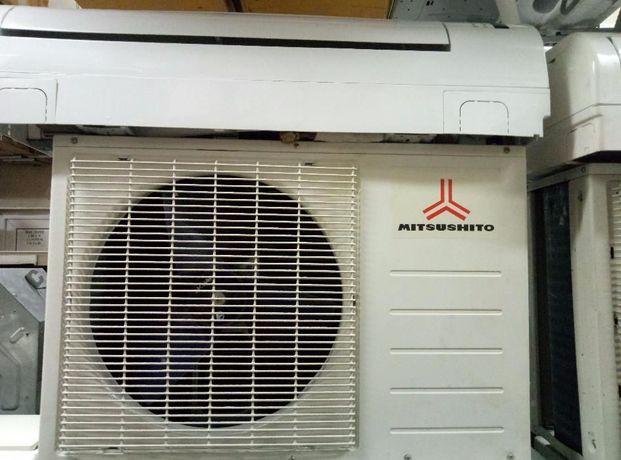 Сплит-система есть монтаж ремонт кондиционер бу Mitsushito до 50 м2