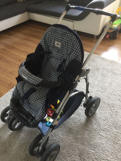 Wózek 3w 1 +gratis