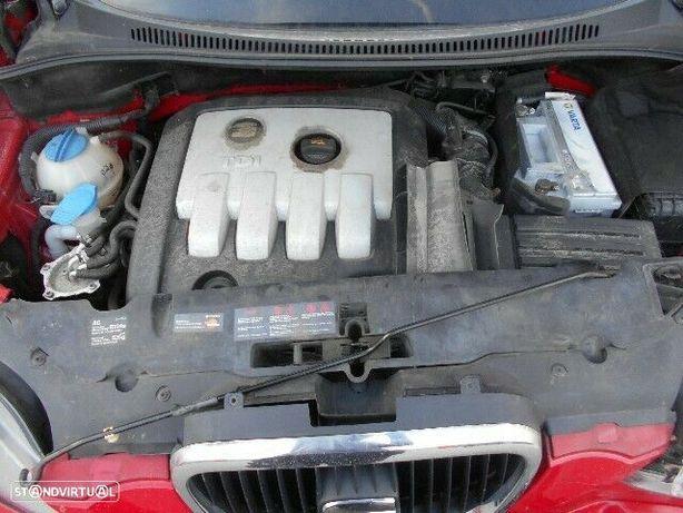 Motor Seat Ibiza Leon Toledo Altea 2.0Tdi 140cv BKD BKP Caixa de Velocidades Arranque + Alternador