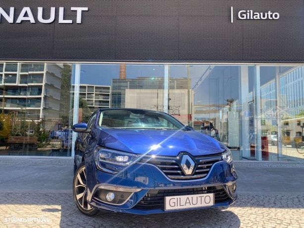 Renault Mégane Grand Coupe 1.5 Blue dCi Executive