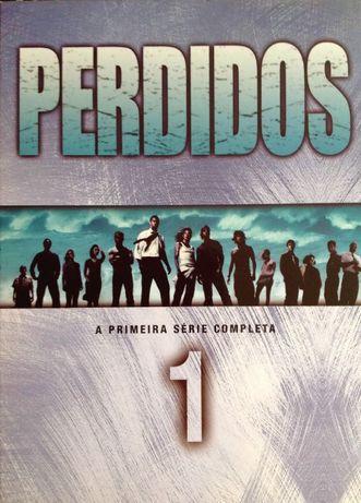 Perdidos - 1ª, 2ª e 3ª Temporada Completa - DVDs COMO NOVOS