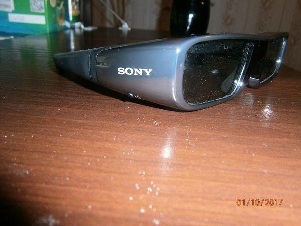 SONY, okulary 3D , TDG BR 100, aktywne, PANASONIC tez nowe 2 sztuki