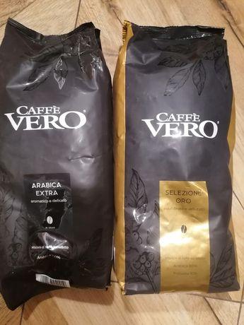 Kawa ziarnista do ekspresu caffe Vero caffevero arabica extra selezine