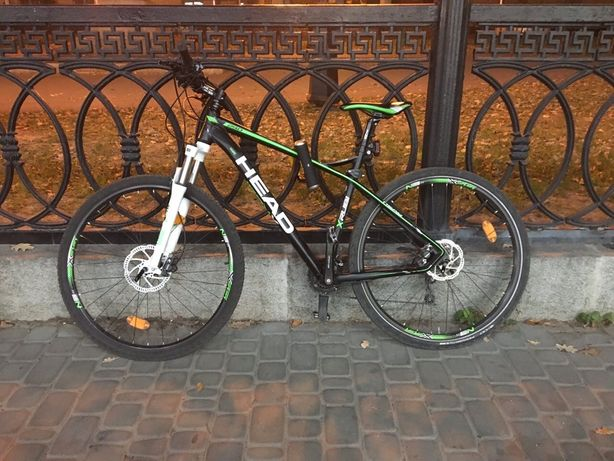 Велосипед Head X-Rubi 29''