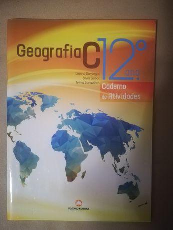 Manual de atividades geografia c 12 ano