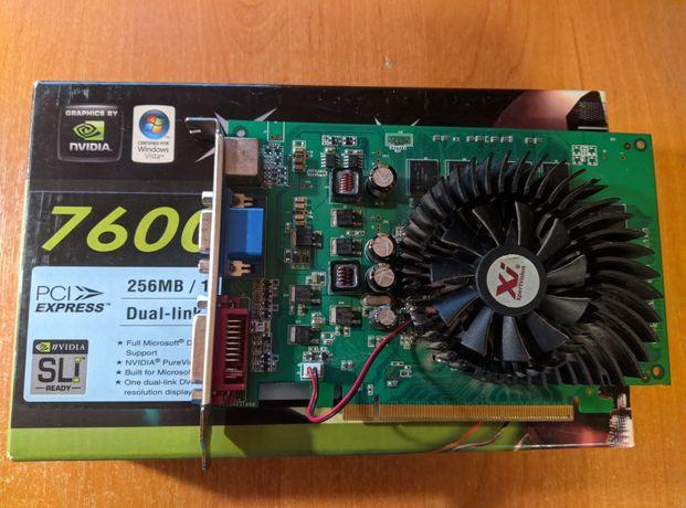 Видеокарта GeForce 7600GS