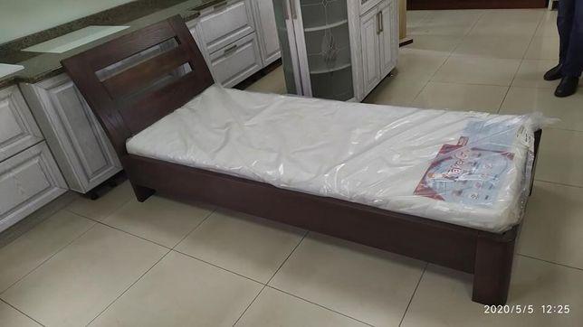 Продам ліжко з матрасом