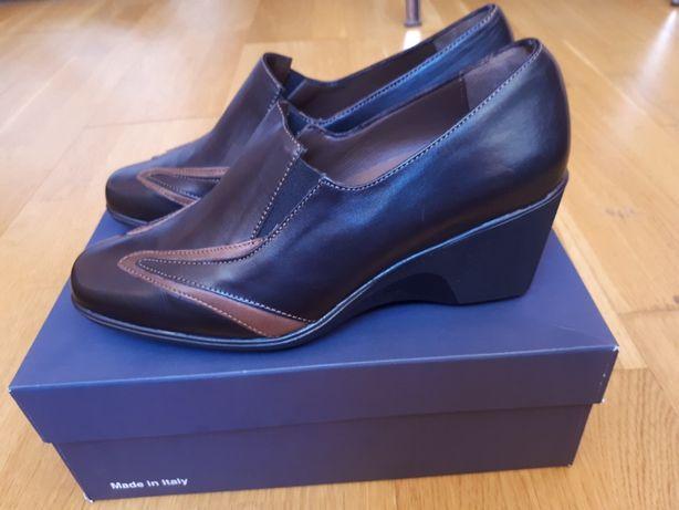 Туфлі MELLUSO Італія шкіряні