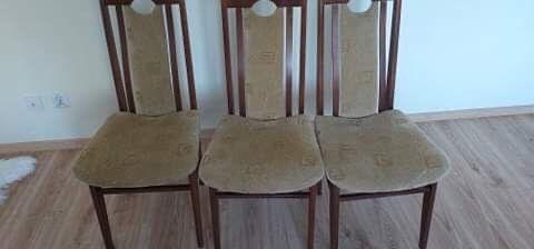 Krzesła (salon, jadalnia) 6szt