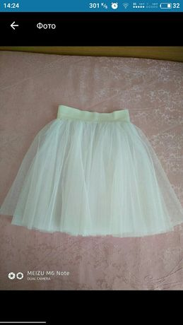 юбка, юбка из фатина