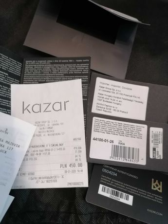 Torebka damska firmy Kazar